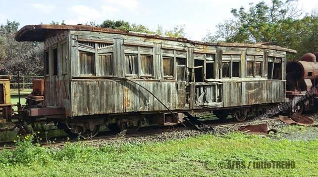 Nasce l'Associazione Ferrovie Ridotte Sarde