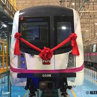 Alstom, sistemi di trazione per la metro di Chengdu in Cina