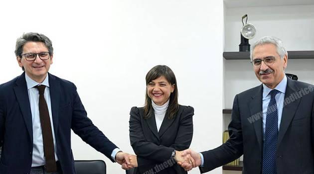 Friuli: accordo tra Regione, ASP e RFI per migliorare i collegamenti ferroviari del Porto di Trieste
