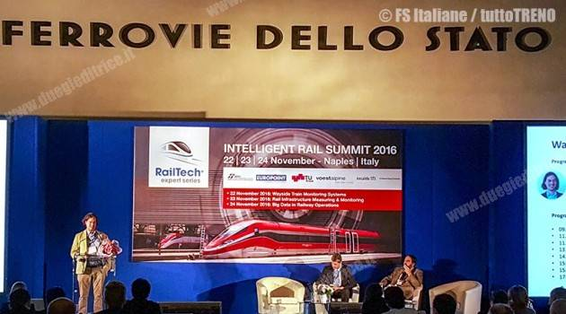 Intelligent Rail Summit al Museo di Pietrarsa