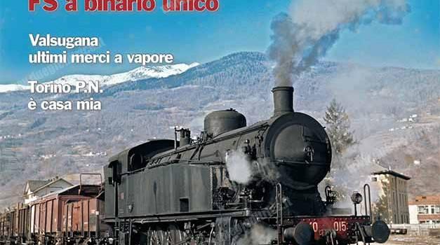 In edicola tuttoTRENO & Storia 36 – novembre 2016