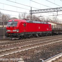 E 191 DB Cargo Italia in servizio