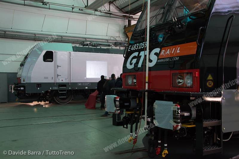 "Bombardier: Porte Aperte ""virtuale"" a Vado Ligure"