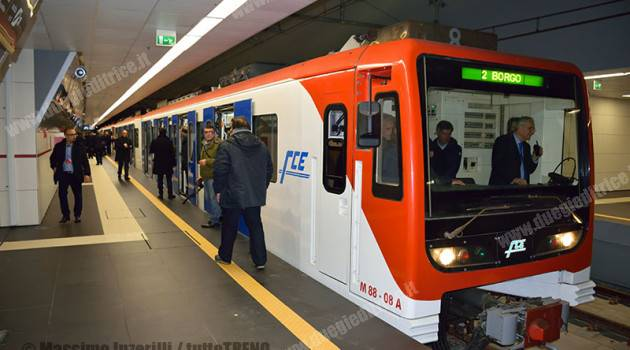 FCE: prolungamento della metro catanese