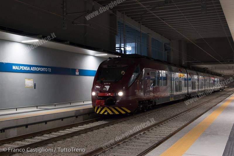 Malpensa Aeroporto: dal 18 dicembre Malpensa Express e TiLo al Terminal 2