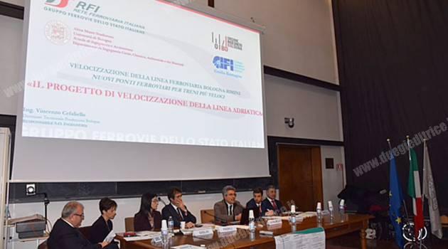 Università di Bologna, CIFI e RFI, convegno per la progettazione e realizzazione di opere ferroviarie