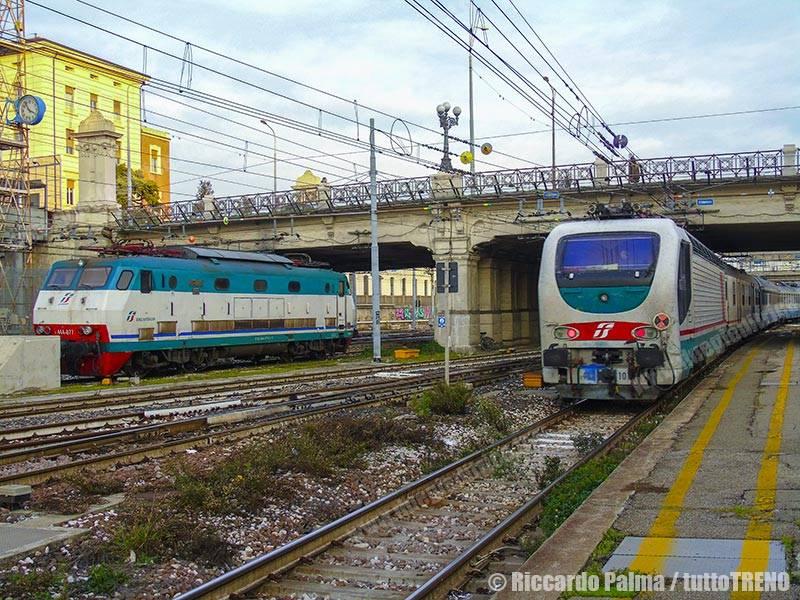 RFI-E402_101-Archimede-Treno_per_150_anni_bolognaPadova-Partenza_per_Prato-Bologna-2016-12-01-PalmaRiccardo_tuttoTRENO_wwwduegieditriceit