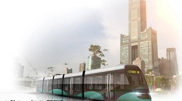 Alstom: primo contratto tram a Taiwan