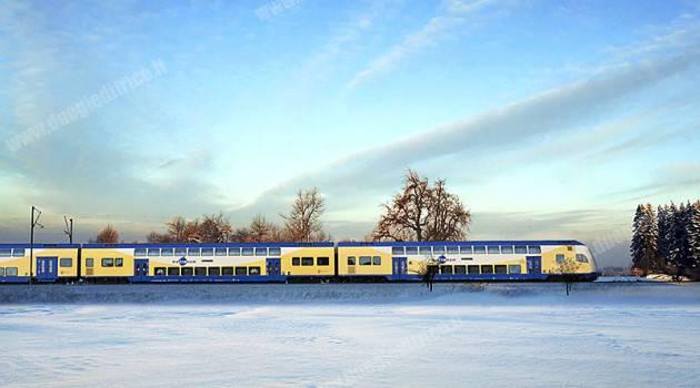 Bombardier: il parco LNVG raggiunge i 100 milioni di km