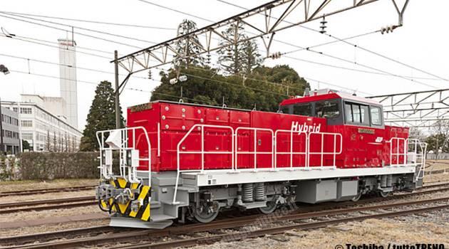 DB Cargo: partnership con Toshiba per lo sviluppo di locomotive ibride
