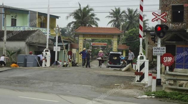 WEGH Group fornisce alle Ferrovie del Vietnam casse per Passaggio a Livello