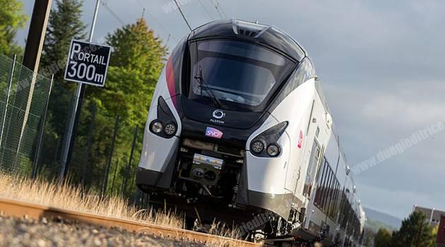 Alstom: in servizio i Coradia sulla Parigi-Belfort