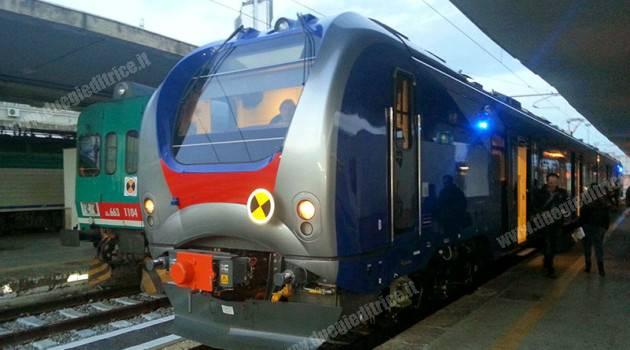 EAV: entrato in servizio il primo treno ALFA 2