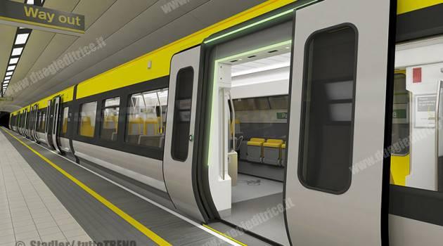 Stadler si aggiudica un contratto con Merseytravel per la Metro di Liverpool