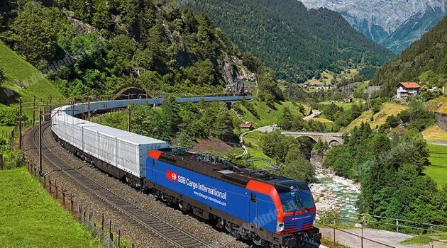 Ancora Vectron! 18 nuove locomotive per LokRoll/SBB Cargo