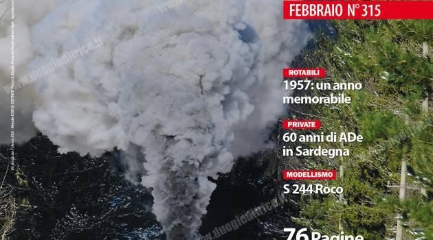 In edicola tuttoTRENO 315 – febbraio 2017