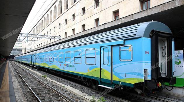 Treno Verde: presentata l'edizione 2017