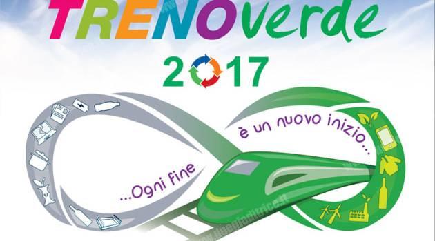Riparte il Treno Verde, edizione 2017 all'insegna dell'economia circolare