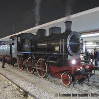 Torna il vapore a Napoli Centrale