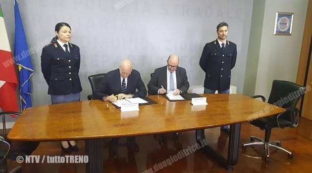 ITALO E LA POLFER: PREVENZIONE E SICUREZZA PER TUTTI I VIAGGIATORI