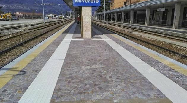 RFI: marciapiedi rialzati a Fortezza e Rovereto