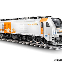 Stadler – Contratto per 10 locomotive EURODUAL per HVLE