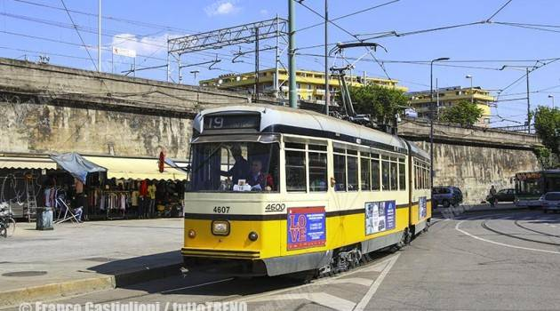 Tram a Milano: si cambia