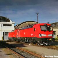 Siemens punta sull'Italia per la manutenzione dei locomotori