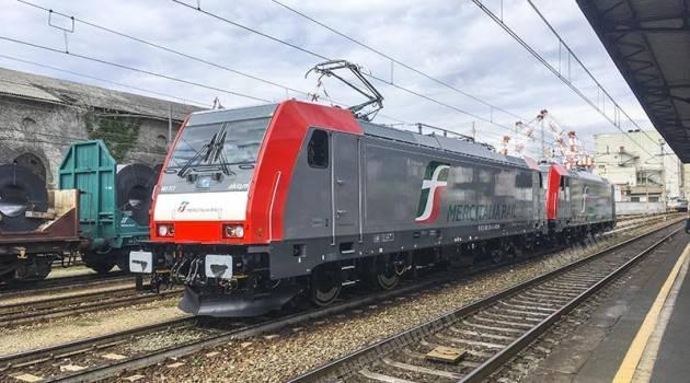 A Bombardier la gara per le 125 locomotive MIR