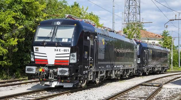 MRCE, 30 nuove Vectron Siemens