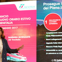 Trenitalia, presentato a Milano Centrale l'orario 2017