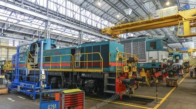 Trenitalia apre al pubblico le porte dell'Officina Locomotive di Rimini