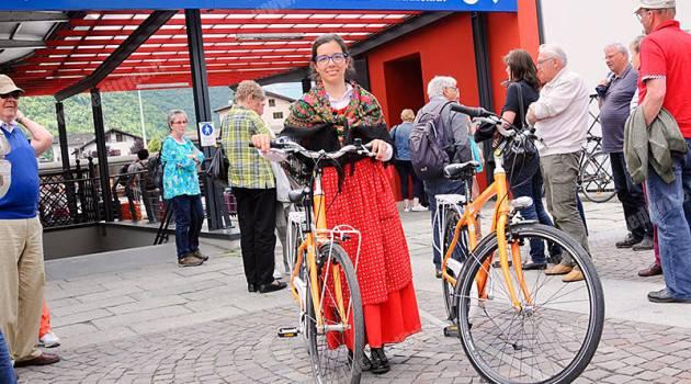 """""""Train&Bike"""", estate con la bici sulla rete Trenord"""