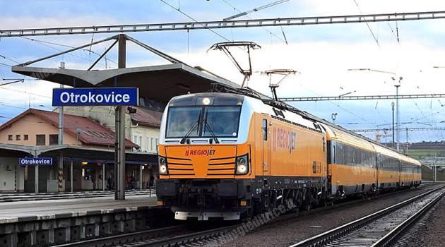 RegioJet, dal 2018 intercity su Praga–Brno–Vienna