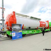 Transport Logistic, Wascosa ha presentato Flex, per il trasporto di sostanze chimiche