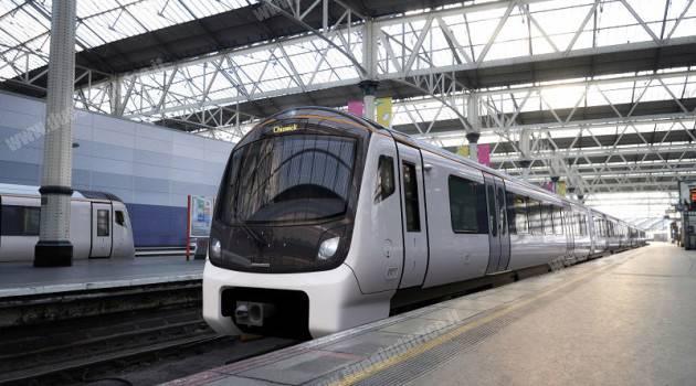90 nuovi Bombardier Aventra per First Rail/MTR in Regno Unito
