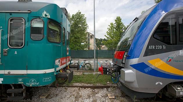 Veneto: completato il parco Swing, le 'milledue' vanno in pensione