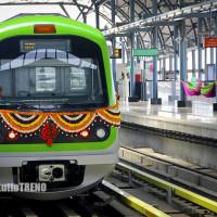 Alstom per la Metro di Bangalore