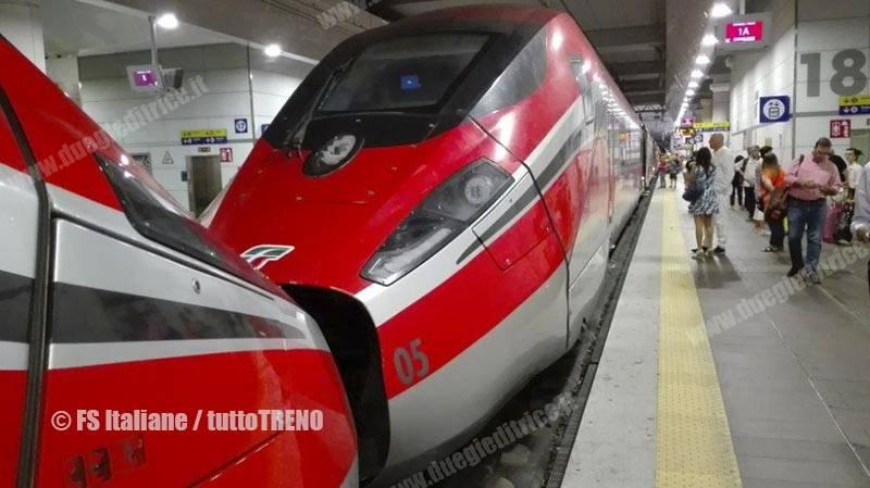 Trenitalia: biglietto nominativo per Frecce e Intercity, cresce l'offerta regionale