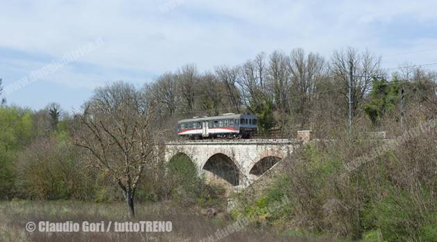 Investimenti RFI in Umbria