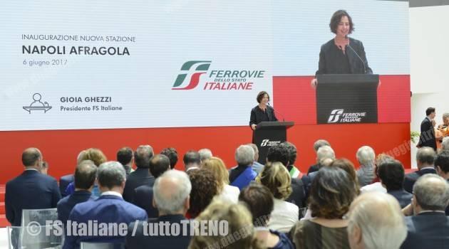 Inaugurata Napoli Afragola