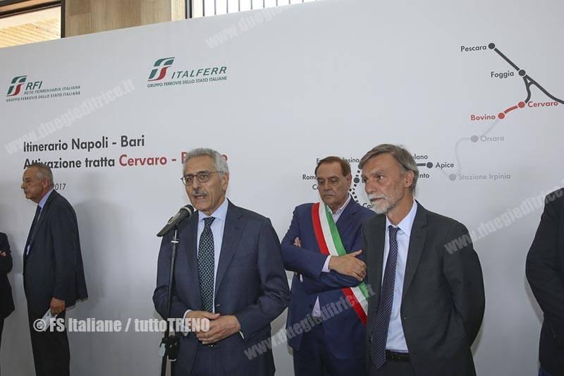 RFI-nuovo-tratto-Cervaro-Bovino-ministroDelrio_ingGentile-2017-06-28-fotoFSItaliane_tuttoTRENO_wwwduegieditriceit