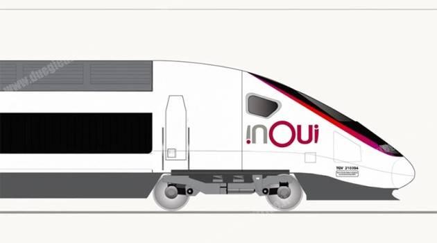 Il TGV diventa inOUI