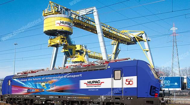Siemens, 8 nuove Vectron per Hupac