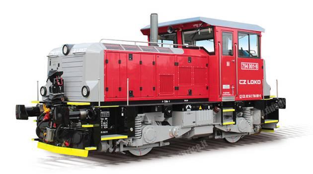 CZ Loko, 12 nuove locomotive da manovra per la Repubblica Ceca