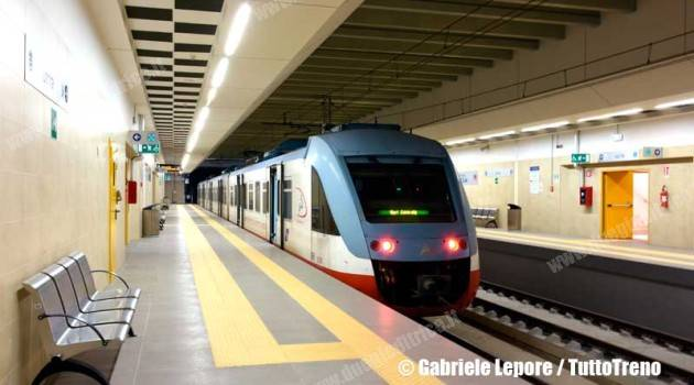 Ferrotramviaria: aperta la stazione Cecilia della metro di Bari