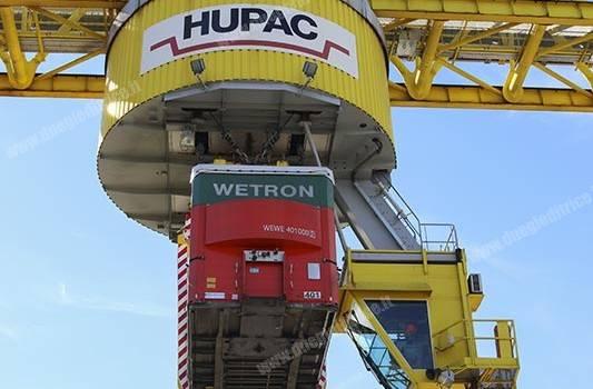 Porte aperte al terminal Hupac di Gallarate
