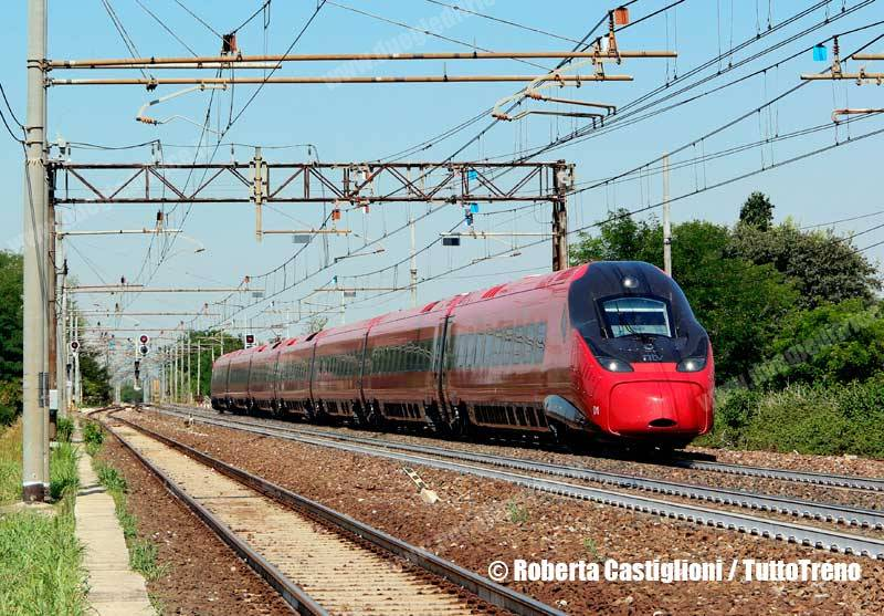 Italo: nuovo orario estivo e non solo