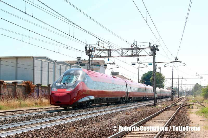 ITALO OTTIENE IL UK RAIL FRANCHISING PQQ PASSPORT