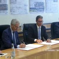 Bolzano: convenzione RFI-Provincia per nuova autostazione